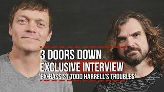 3 Doors Down Open Up About Incarcerated Ex-Bassist Todd Harrell