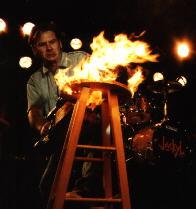 Bladerunner Hot On Stage