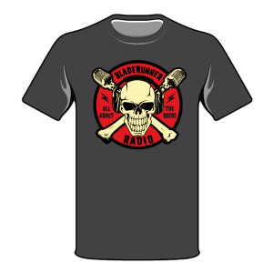 T-Shirt Chop Shop (Gunmetal)