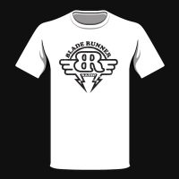 Road Case T-Shirt (White)