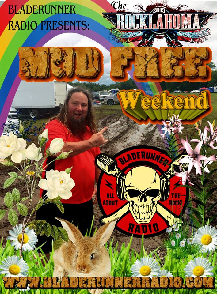 Rocklahoma Mud Free Weekend