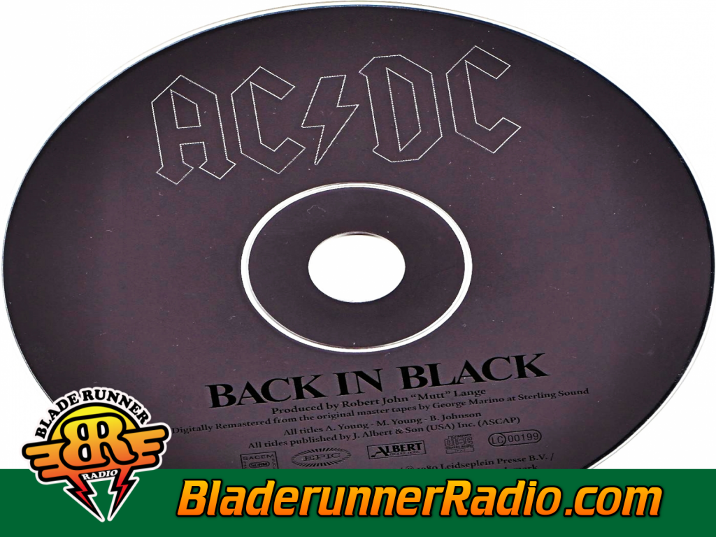 Acdc - Back In Black (image 1)