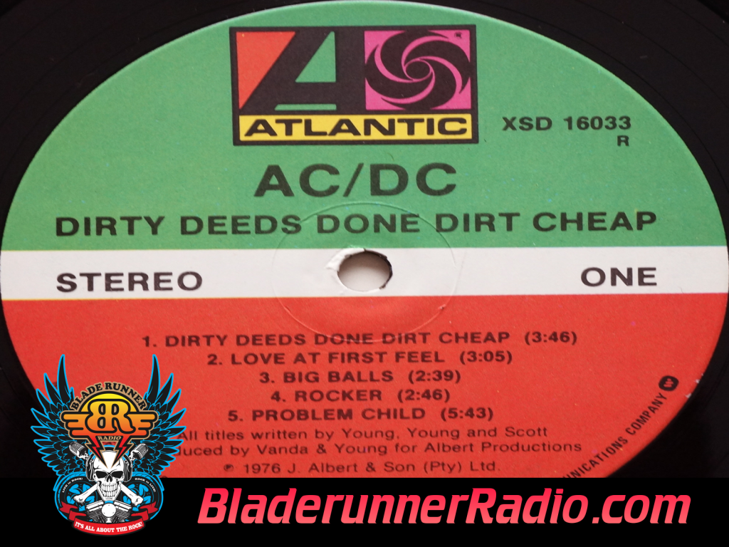 Acdc - Dirty Deeds Done Dirt Cheap (image 5)