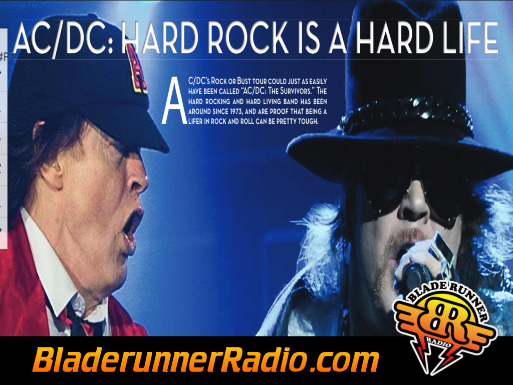 Acdc - Hard As A Rock (image 9)