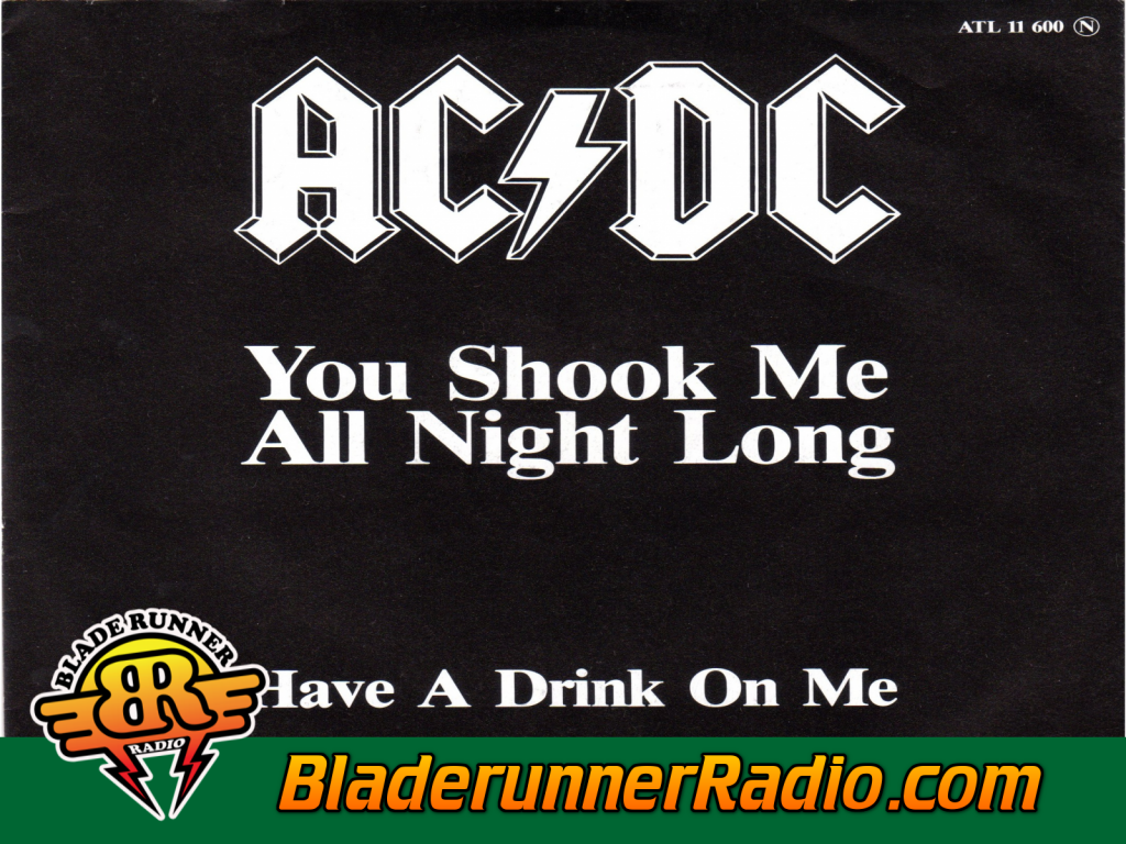 Acdc - Have A Drink On Me