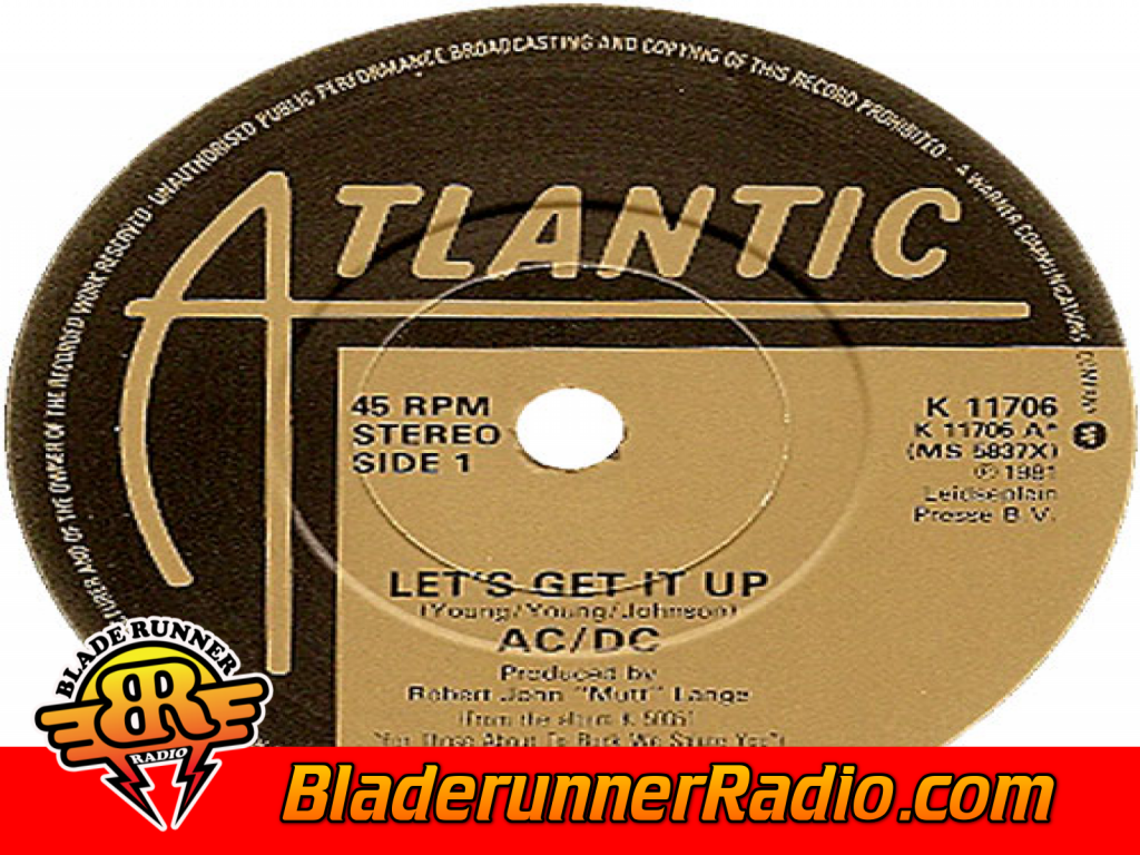 Acdc - Lets Get It Up (image 5)