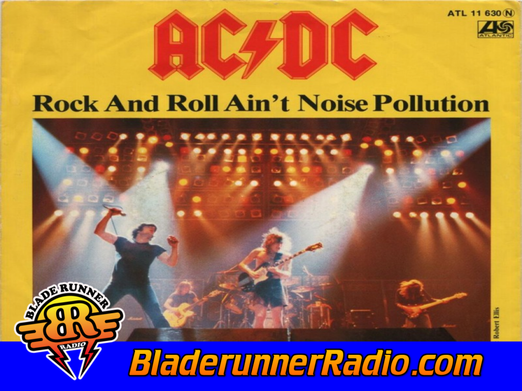 Acdc - Rock And Roll Aint Noise Pollution (image 2)