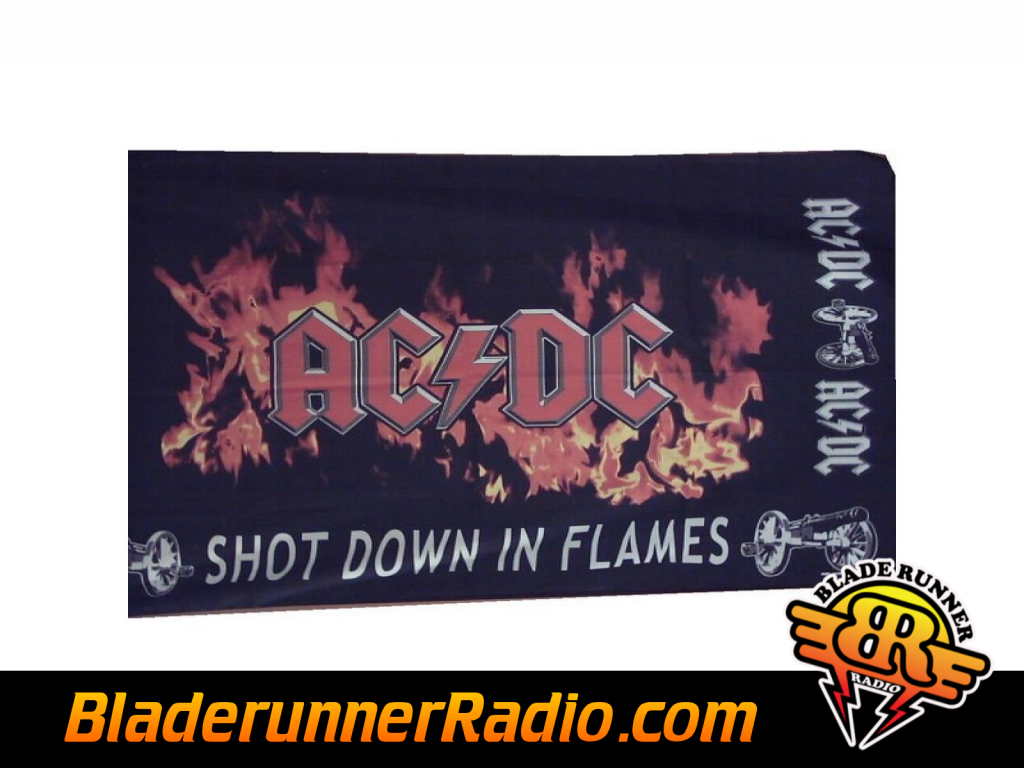 Acdc - Shot Down In Flames (image 1)