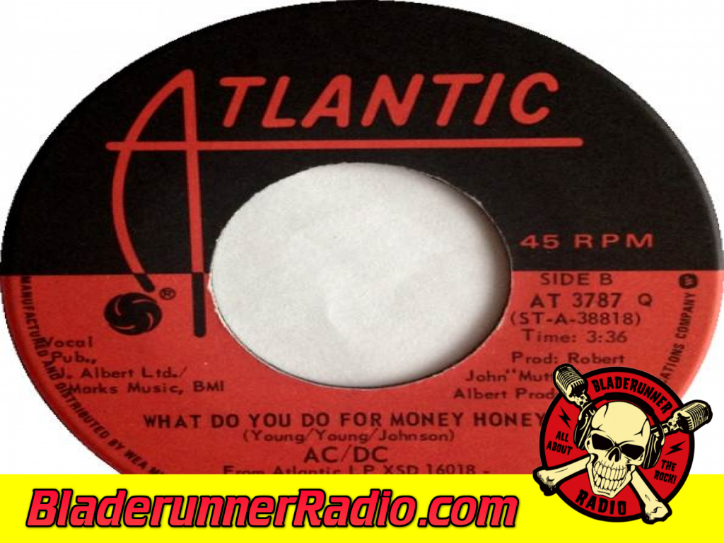 Acdc - What Do You Do For Money Honey (image 4)