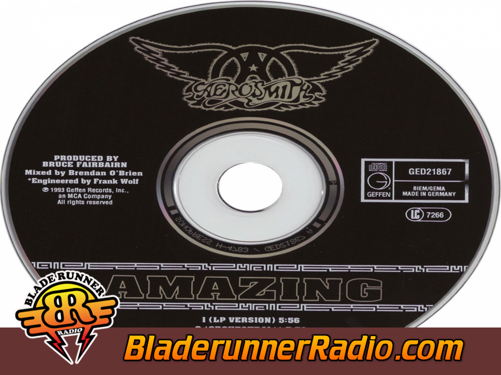 Aerosmith - Amazing (image 3)