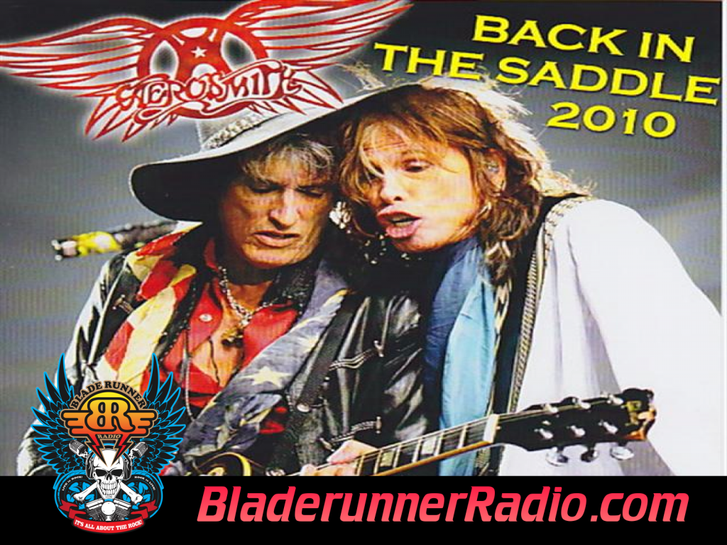 Aerosmith - Back In The Saddle (image 1)