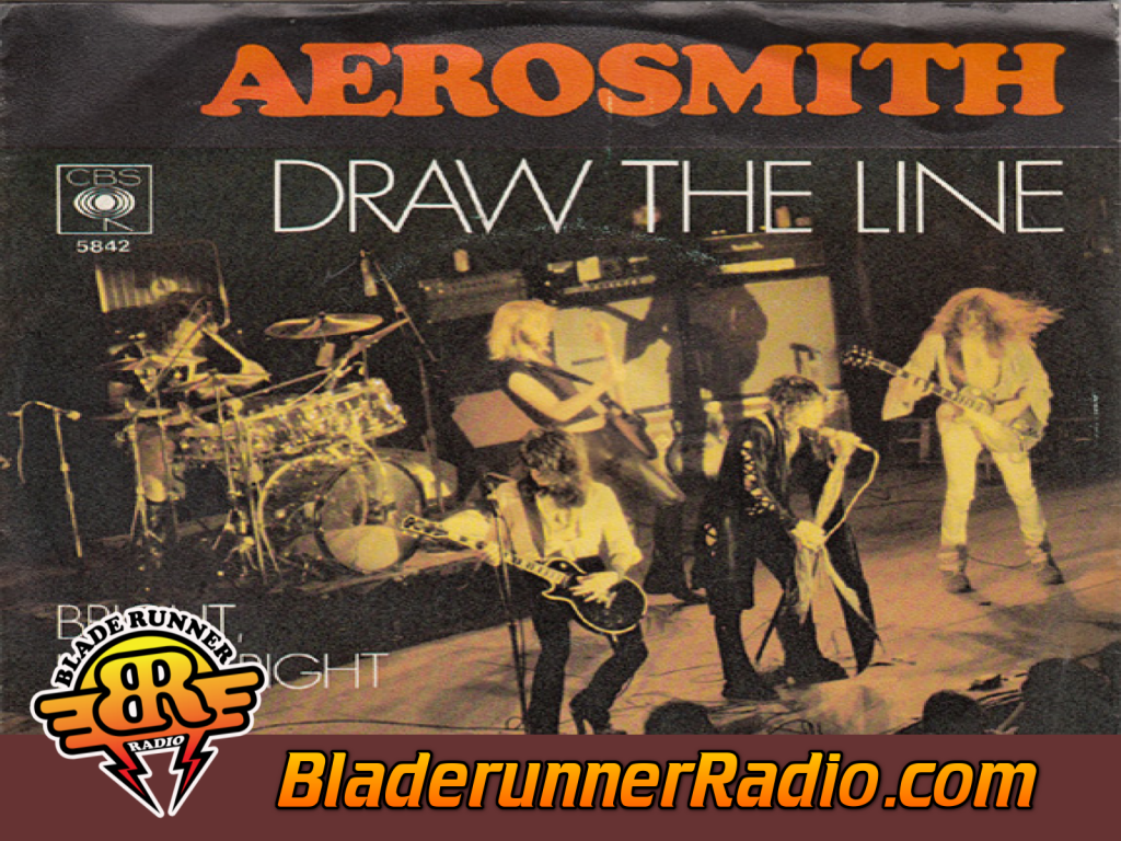 Aerosmith - Draw The Line (image 5)
