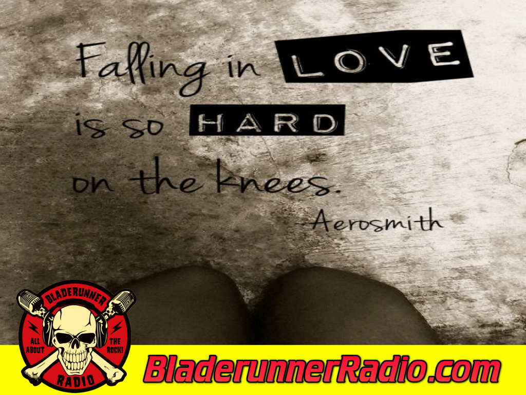 Aerosmith - Falling In Love Is Hard On The Knees (image 7)