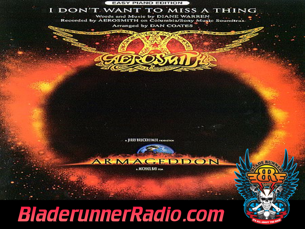 Aerosmith - I Dont Wanna Miss A Thing (image 3)