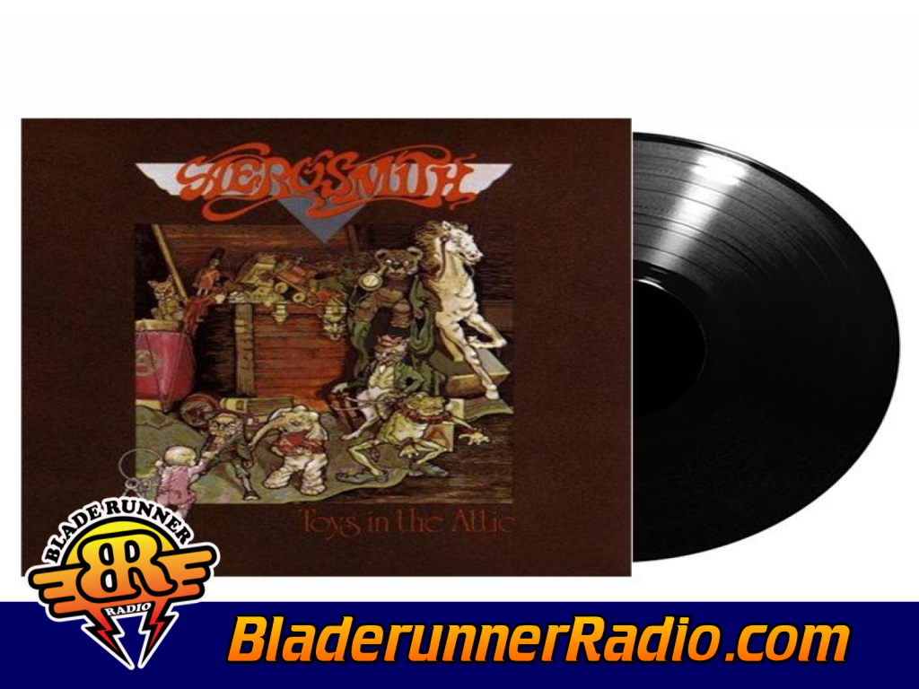 Aerosmith - Toys In The Attic (image 4)