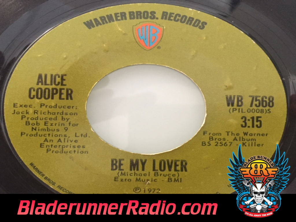 Alice Cooper - Be My Lover (image 4)