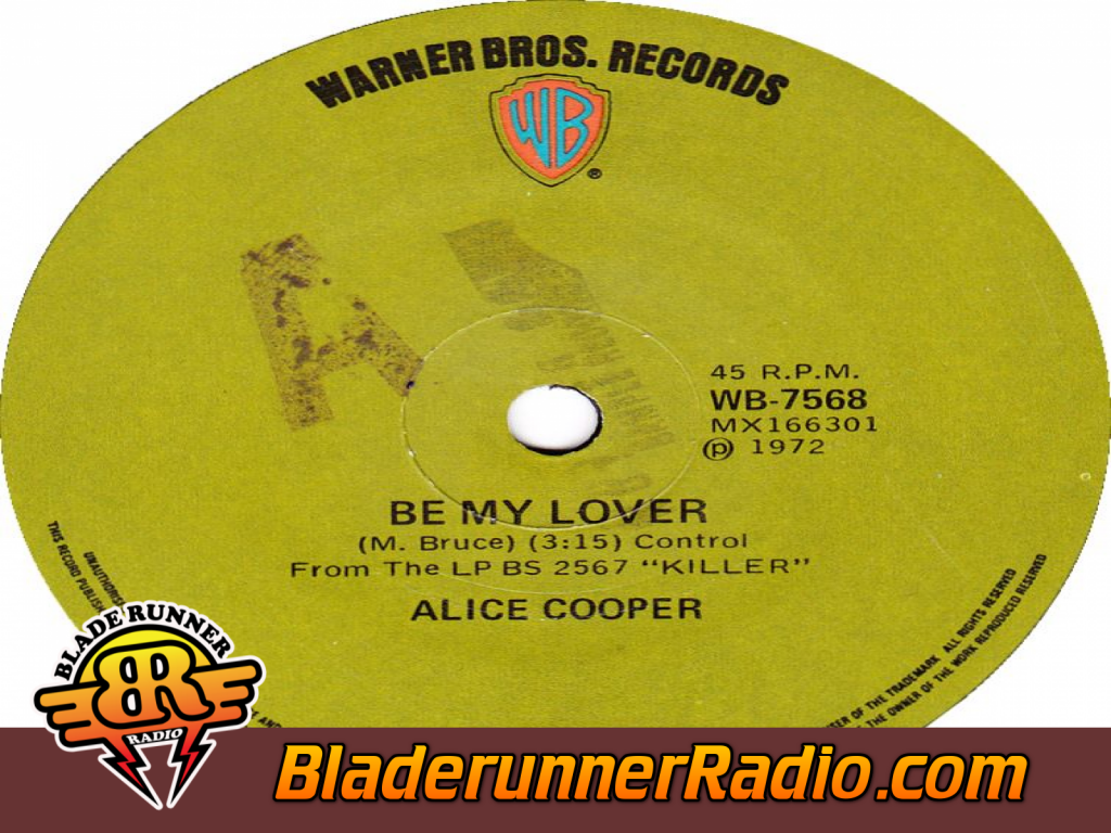 Alice Cooper - Be My Lover (image 6)