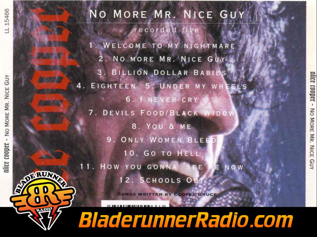 Alice Cooper - No More Mr Nice Guy (image 6)