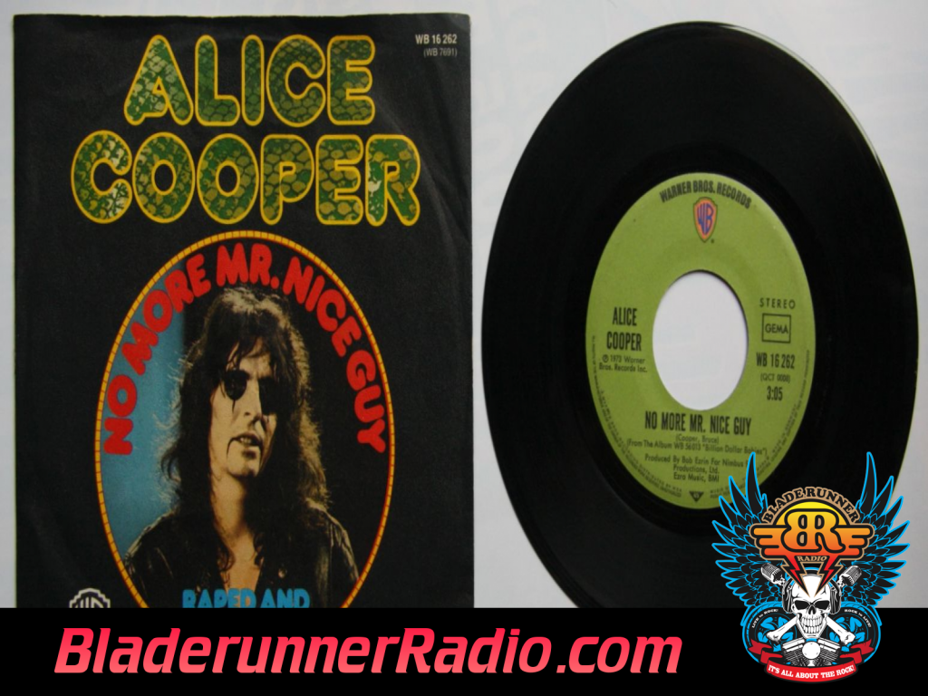 Alice Cooper - No More Mr Nice Guy (image 7)