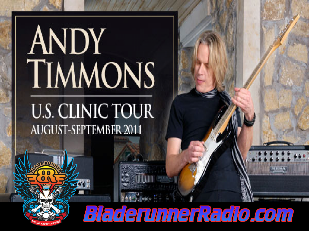 Andy Timmons Band - Deliver Us (image 5)