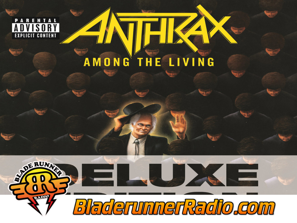 Anthrax - Among The Living (image 3)