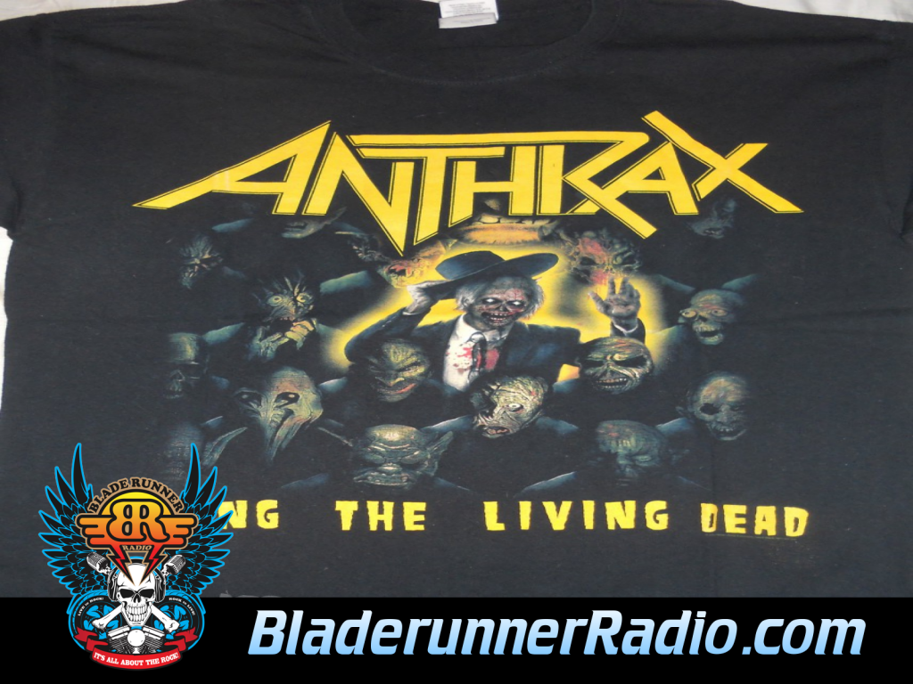 Anthrax - Among The Living (image 4)