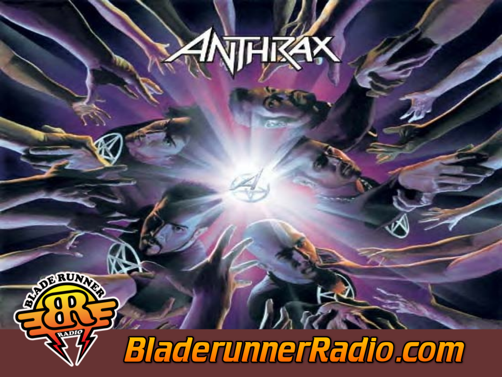 Anthrax - Black Dahlia (image 4)