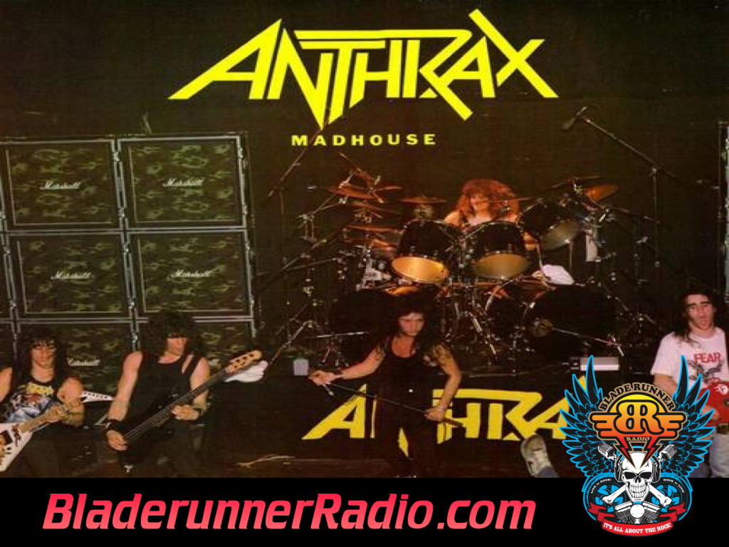 Anthrax - Welcome Home Sanitarium (image 7)