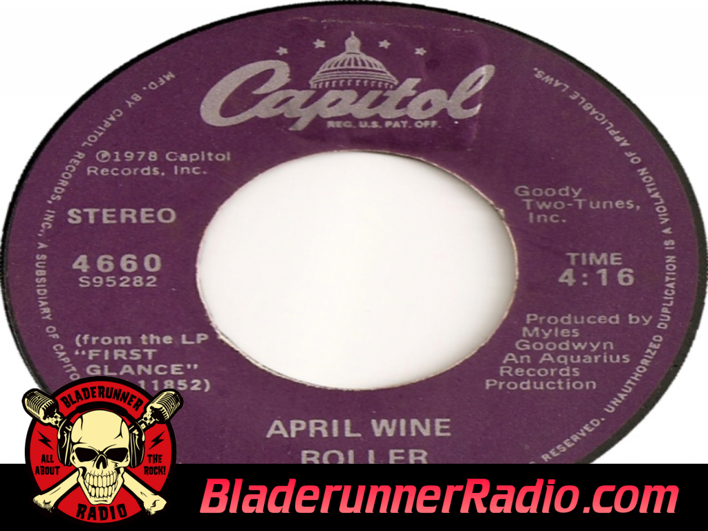 April Wine - Roller (image 4)