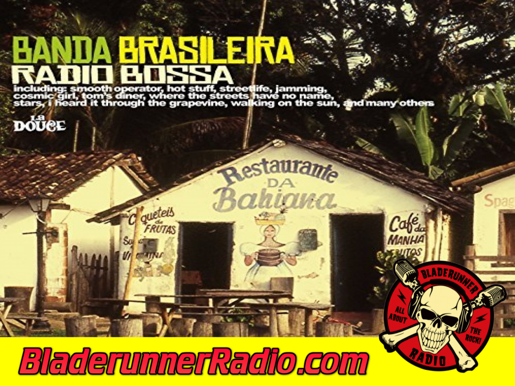 Banda Brasileira - Where The Streets Have No Name