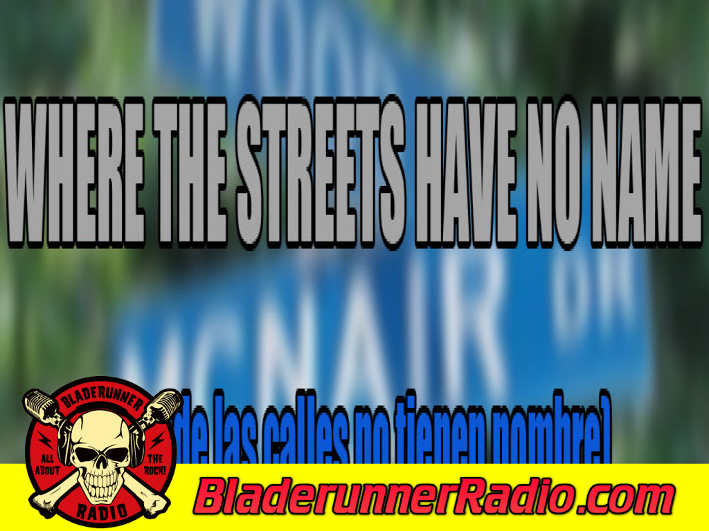 Banda Brasileira - Where The Streets Have No Name (image 4)