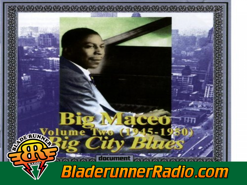 Big Maceo - Chicago Breakdown (image 1)