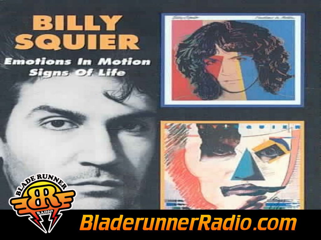 Billy Squier - Keep Me Satisfied (image 6)