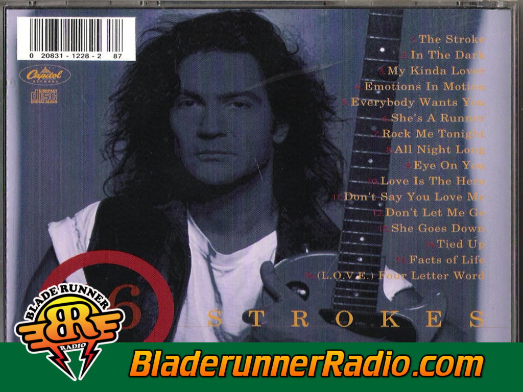 Billy Squier - Shes A Runner (image 2)