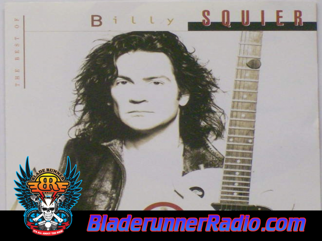 Billy Squier - The Stroke (image 1)