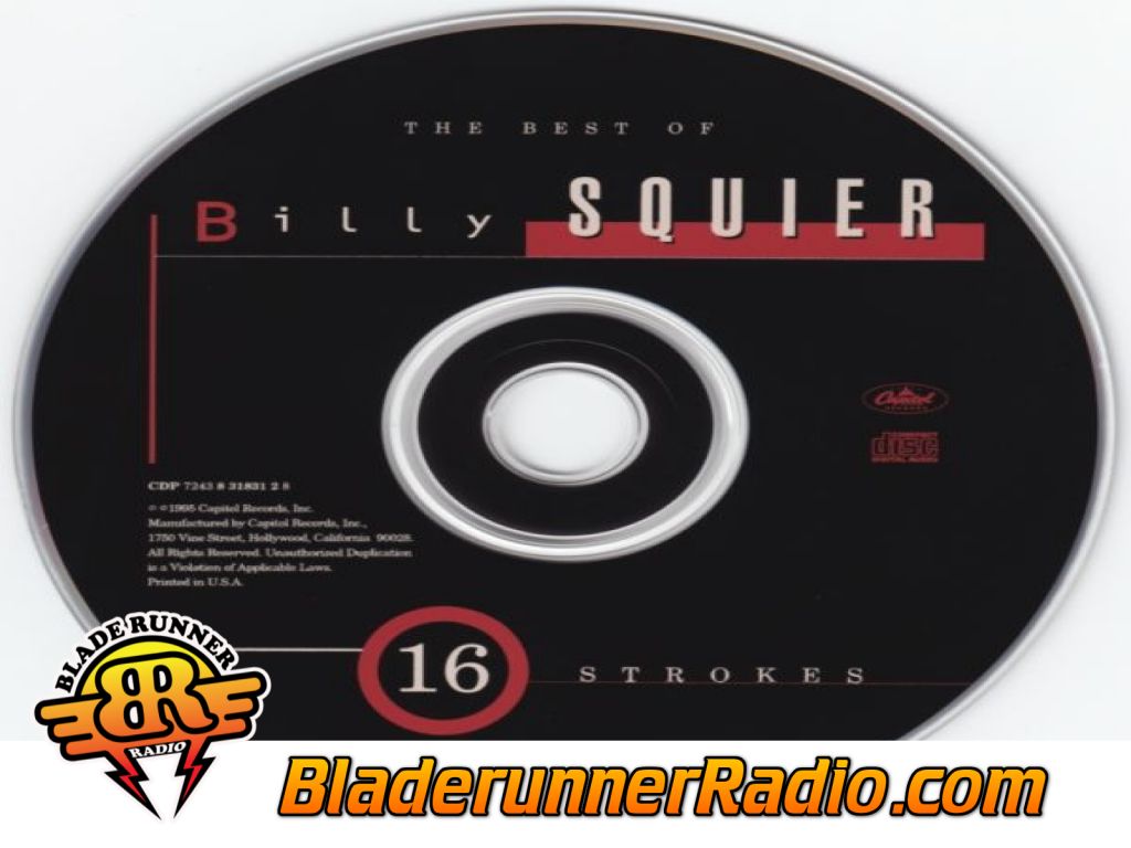 Billy Squier - Too Daze Gone (image 5)