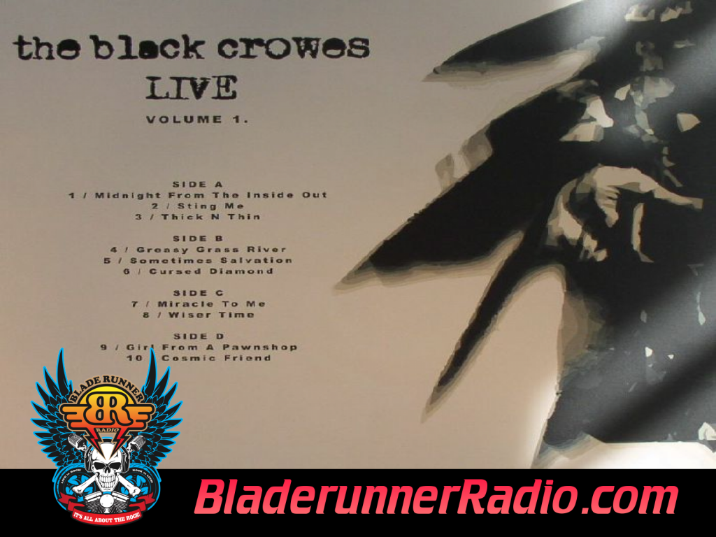 Black Crowes - Greasy Grass River (image 1)