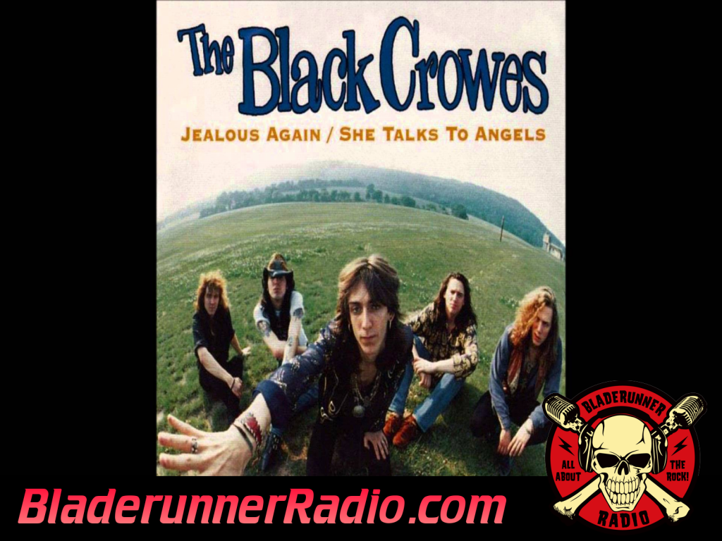 Black Crowes - She Talks To Angels (image 8)