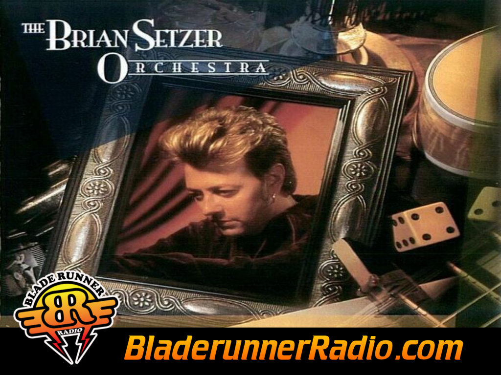 Brian Setzer - Orchestra The House Is Rockin (image 2)