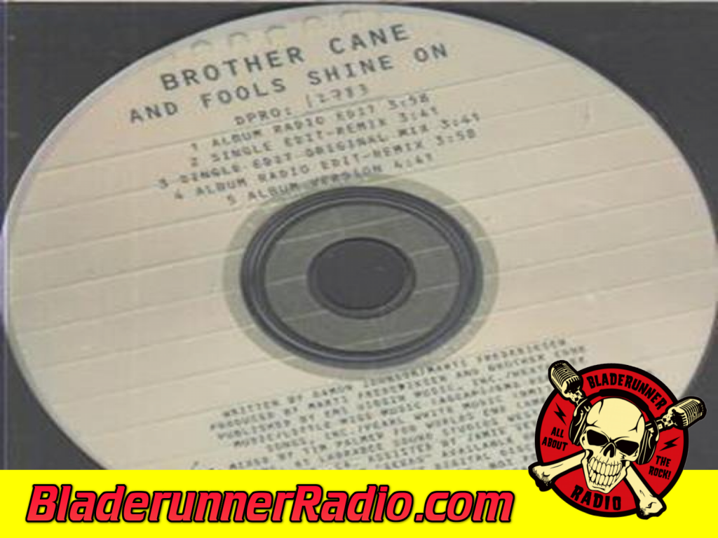 Brother Cane - And Fools Shine On (image 1)