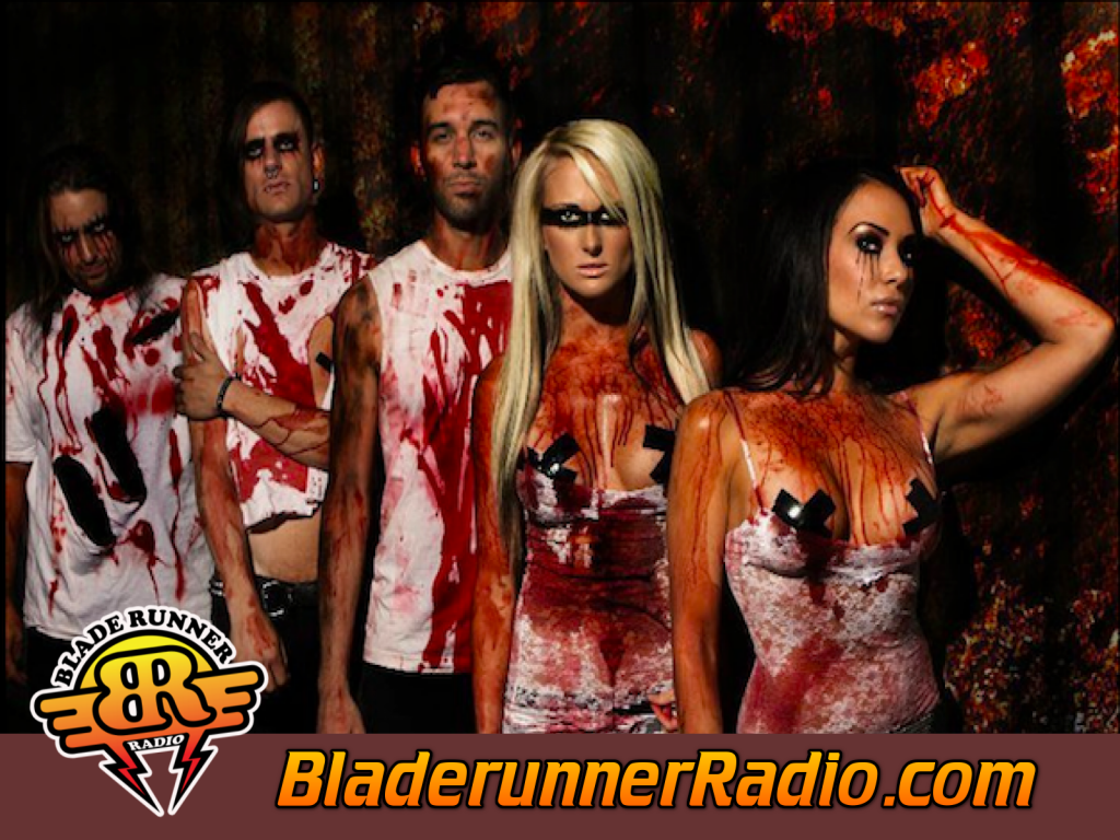 Butcher Babies Nipple Tape - Beer Drinkers Hell Raisers