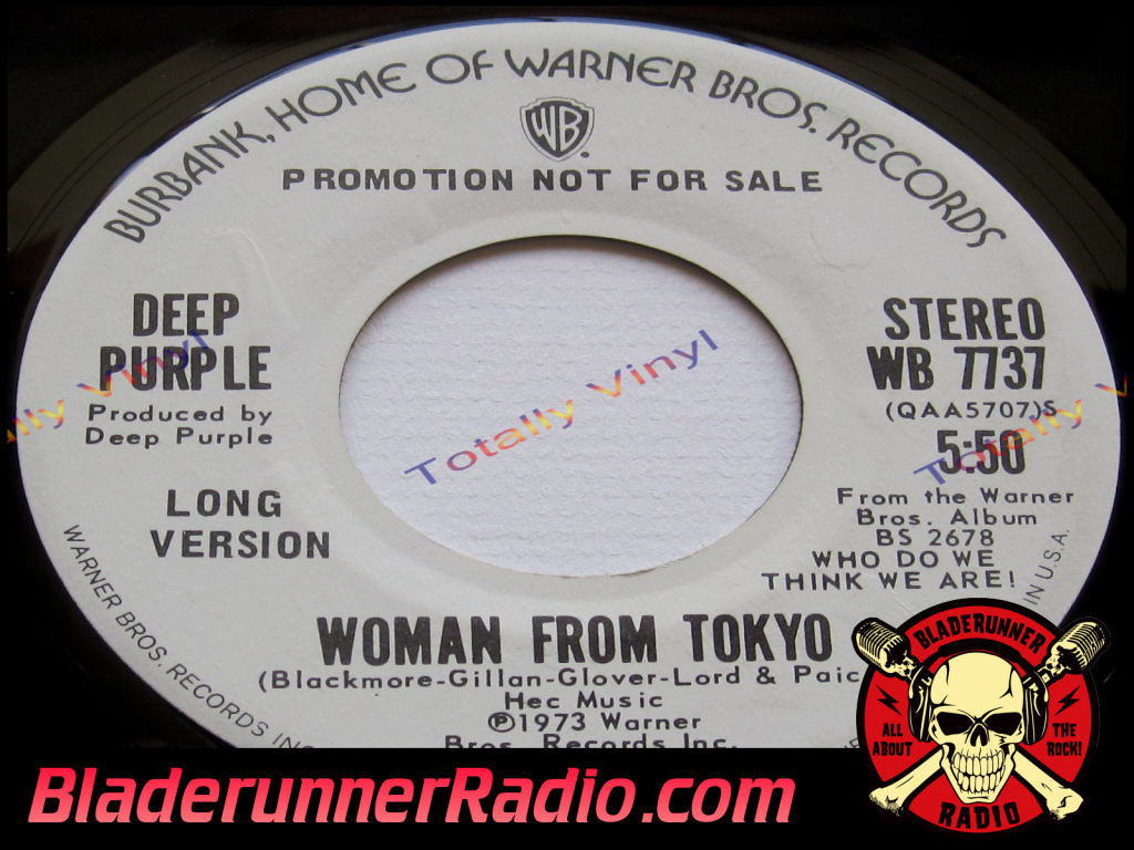 Deep Purple - Woman From Tokyo (image 9)