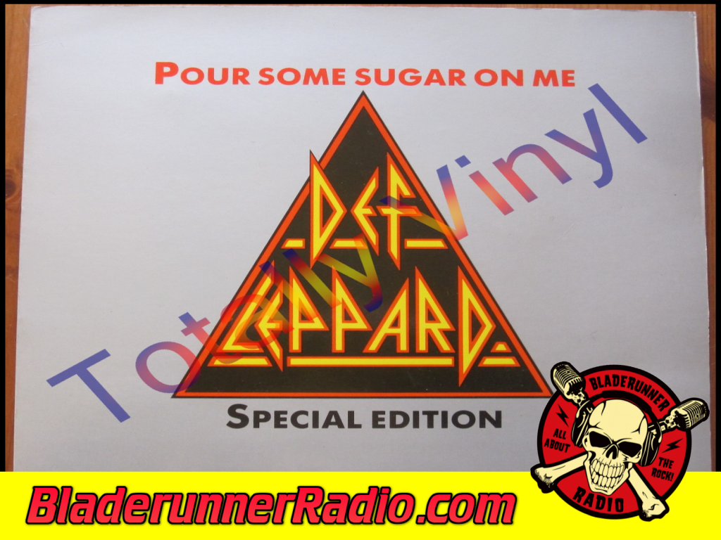 Def Leppard - Pour Some Sugar On Me (image 6)
