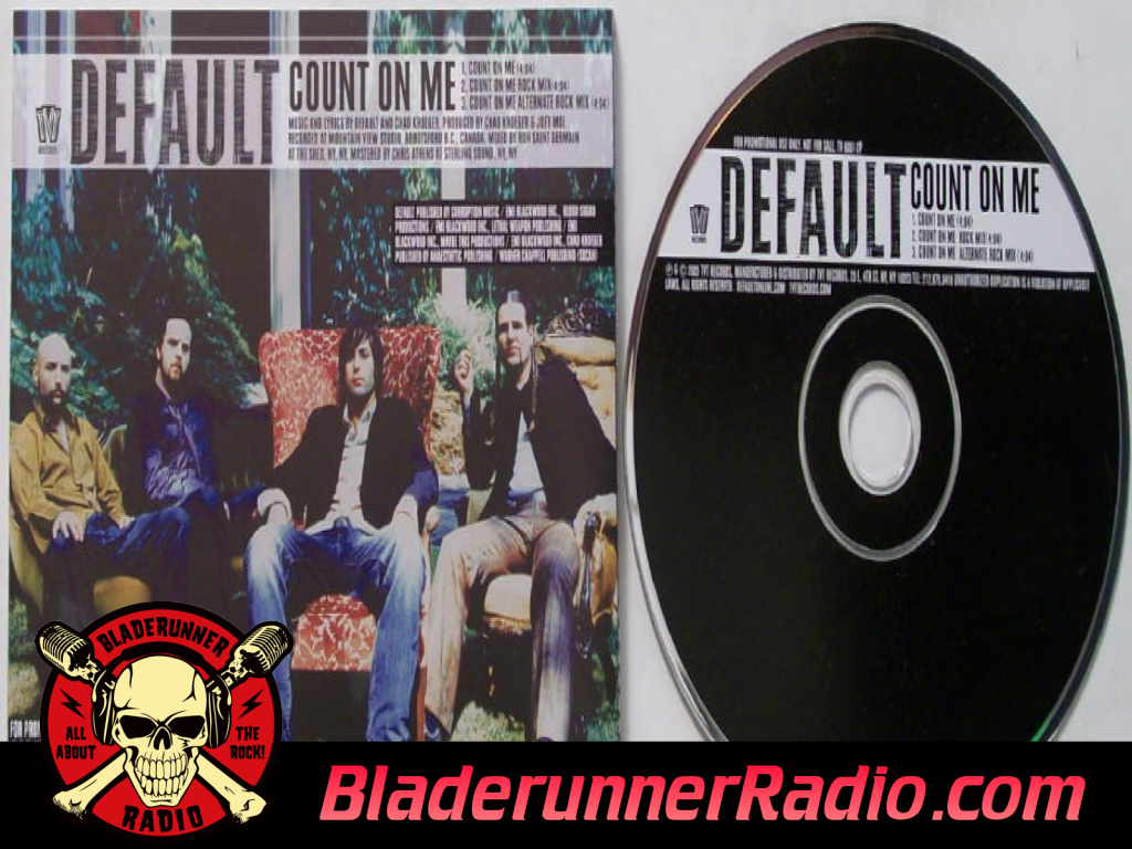 Default - Count On Me (image 1)