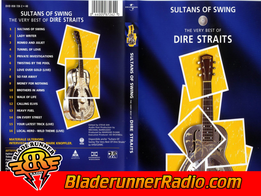 Dire Straits - Sultans Of Swing (image 2)