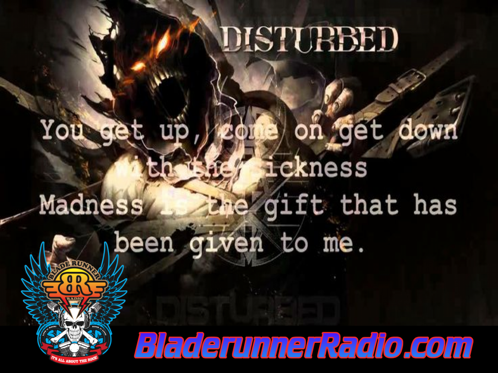 Disturbed - Down With The Sickness (image 2)