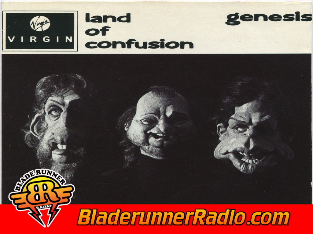 Genesis - Land Of Confusion (image 1)