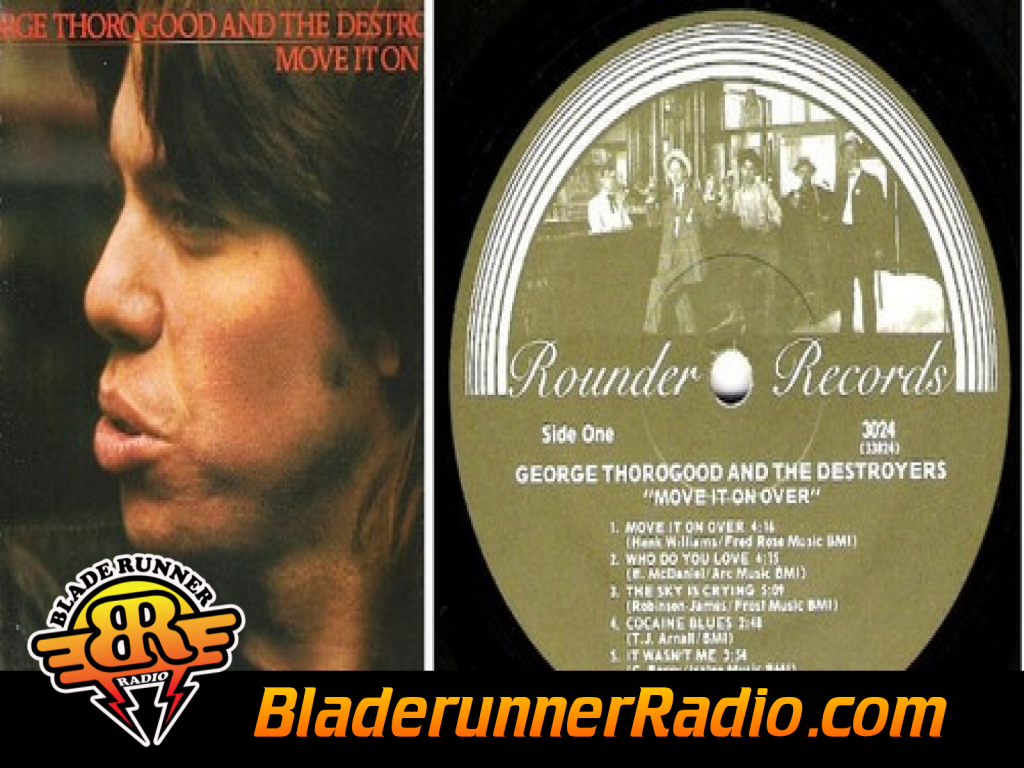 George Thorogood - Move It On Over (image 9)