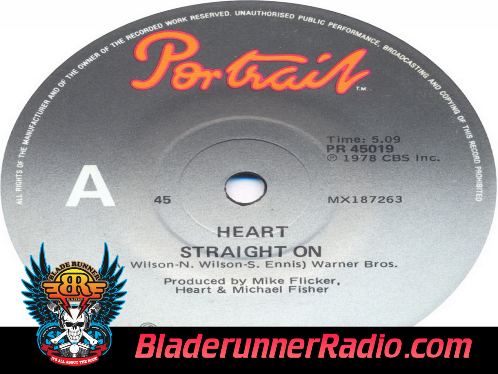 Heart - Straight On (image 5)