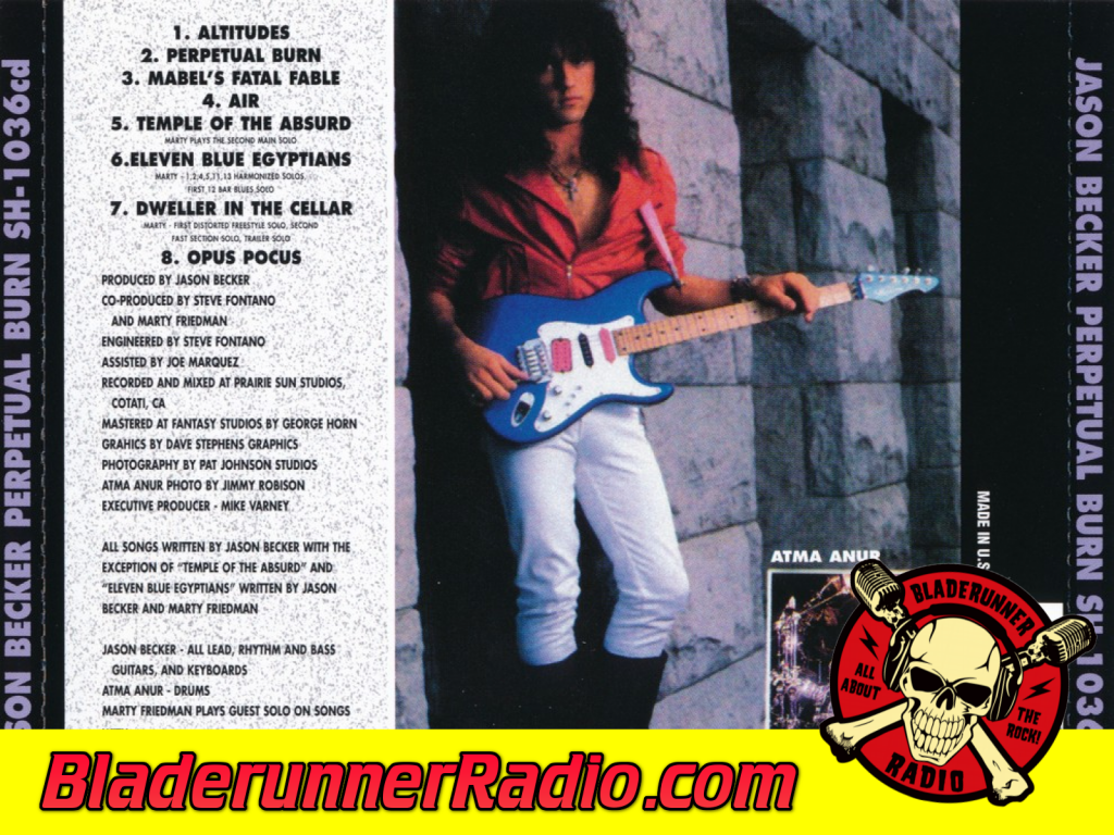 Jason Becker - Perpetual Burn (image 9)